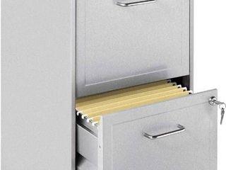 AD arazy 2 drawer file cabinet