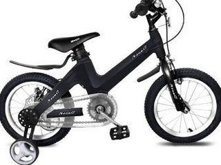 NiceC BMX Kids Bike with Dual Disc Brake for Boy and Girl 16 inch Training Wheels