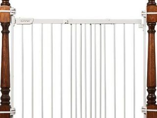 Summer Metal Banister Stair Metal Gate Gate  White 32 5a 27903z