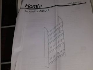 Homfa HMD 039 bookshelf