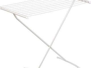 Honey Can Do Metal Folding Drying Rack  X Frame Design