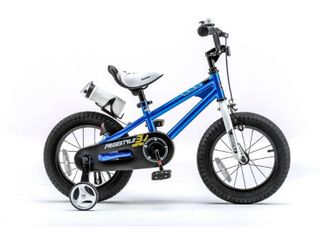 RoyalBaby Freestyle Blue 16 inch Kid s Bicycle