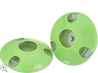 Active Pet Set of 2 Slow Feeder and Treat Dispenser Disc