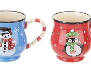 Temp tations Set of 4 Mugs