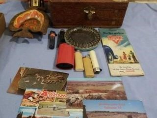 JEWElRY BOX  FIGURINES  POST CARDS  lIGHTERS