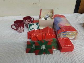 12 DAYS OF CHRISTMAS AVON CHRISTMAS ORNAMENTS