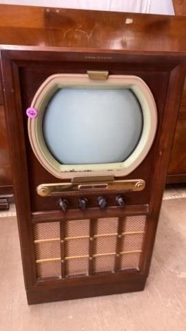GENERAl ElECTRIC TElEVISION FROM THE ERA OF FIRST