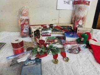 ASSORTMENT OF CHRISTMAS lIGHTS  CARDS