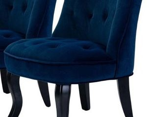 Jane Accent Chair 1 only navy