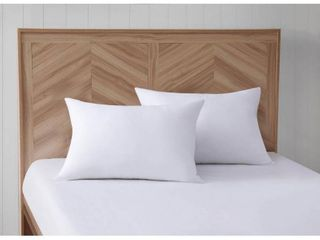 Truly Calm Antimicrobial Pillow Pair with Removable Cover