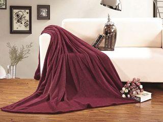 Elegant Comfort Ultra super Soft Fleece Blanket