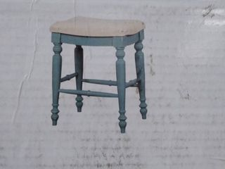 Katy Backless Counter Stool  Retail 104 49 blue