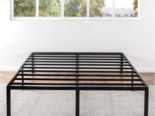 14 inch metal platform bed frame only Twin  Retail 89 99