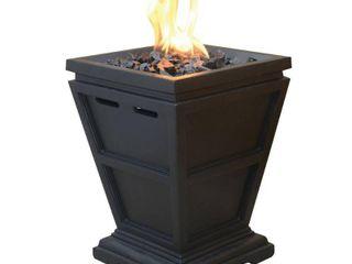 Uniflame lP Gas Column Small Fire Pit  Retail 103 99
