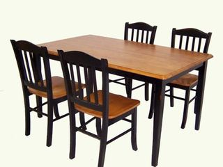 Shaker Chairs only  Set of 2  Retail 131 49 black
