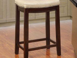 Claridge Jute 26  Counter Height Barstool linon natural