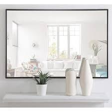carson Carrington mirror 30W x 48H   Black  Retail 216 99