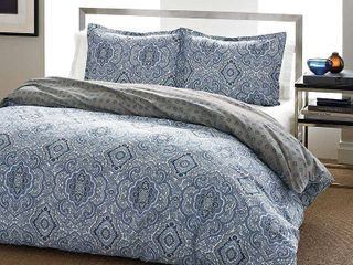King City Scene Milan Blue Comforter Set  Retail 91 99