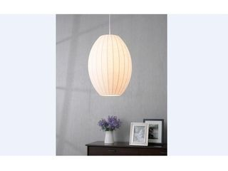 White Assembly Required 60 to 100 Watts Petton 1 light Convertible Swag Pendant Retail  131 49
