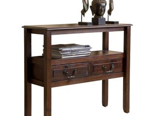 Mahogany Grant Acacia Wood Accent Table by Christopher Knight Home  Retail 171 12