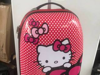 Hello Kitty Carry on luggage Travel