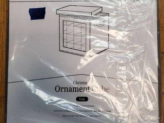 Christmas Ornament Cube