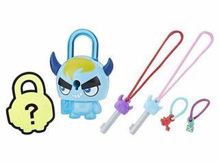 lock Stars Basic Assortment Blue Horned Monster   Series 1