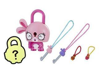 lock Stars Basic Assortment Pink Bunny   Series 1