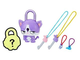 lock Stars Basic Assortment Purple Cat   Series 1