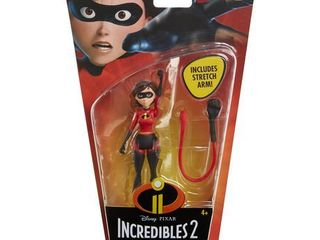 Incredibles 2 4  Basic Figures   Elastigirl