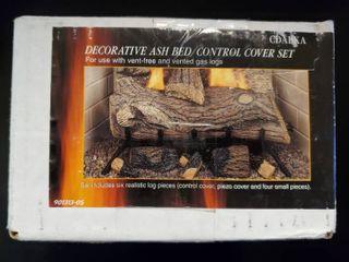 Desa International Cdabka Decorative Ash Bed control Cover Set 6 Pcs