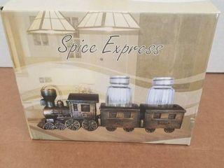 Train Salt and Pepper Shaker