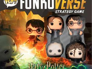 POP  Funkoverse Board Game  Harry Potter  100 Base Set