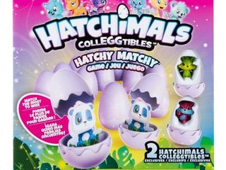 Hatchimals Hatchy Matchy Game FUll CASE OF 5 GAMES