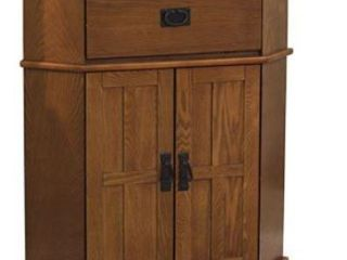 Simple living Mission Corner Cabinet  Retail 172 47