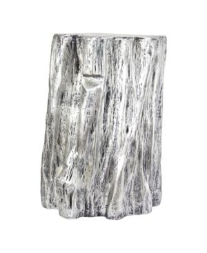 American Art Decor Tree Trunk Stool or End Table   Farmhouse Furniture  Retail 106 49