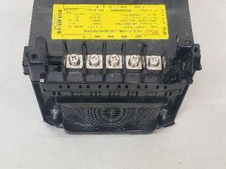 Wyes 60 60hz Isolating Transformer  Model  WY52 2KAW