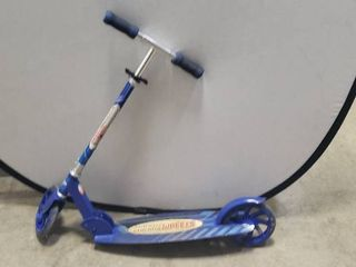 Chrome Wheel lightup Wheel Scooter Missing Bolt To Hold Up Handle