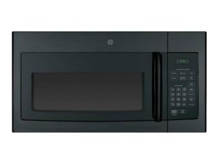 GE JVM3160DFBB 30  Over the Range Microwave Oven with 1 6 cu  ft  Capacity in Black