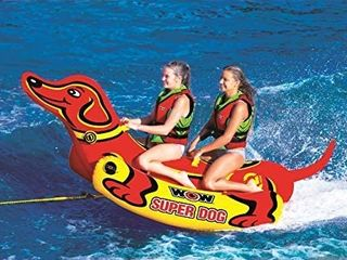WOW World of Watersports Super Dog 2P Towable