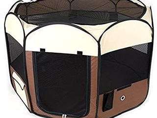Deluxe Pop Up Dog Play Pen