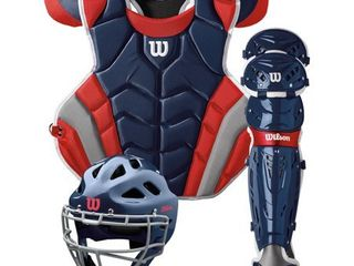 Wilson C1K Pro Stock Adult Baseball Catcher s Package