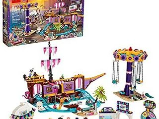 See Notes lego Friends Heartlake City Amusement Pier 41375   41361