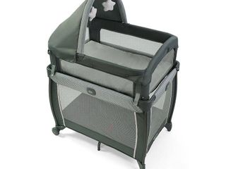 Graco My View 4 in 1 Bassinet   Montana