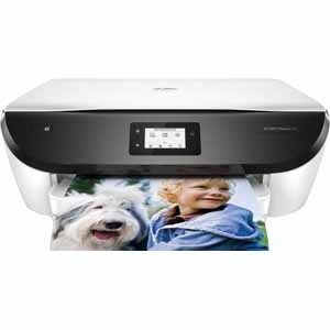 HP ENVY Photo 6252 Wireless All in One Printer  Instant Ink Eligible  Works with Alexa   White  K7G22A