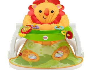 Fisher price sit and play lion chair
