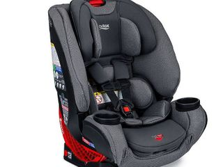 Britax One4life ClickTight All in One Car Seat a 10 Years of Use a Infant  Convertible  Booster a 5 to 120 Pounds   SafeWash Fabric  Drift