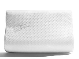 Tempur Pedic TEMPUR Ergo Neck Pillow Firm Support  Standard Size  White