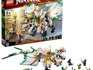lEGO Ninjago  Masters of Spinjitzu The Ultra Dragon 70679