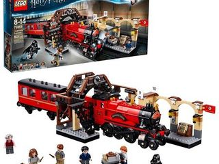 lEGO Harry Potter Hogwarts Express 75955 Toy Train Building Set includes Model Train and Harry Potter Minifigures Hermione Granger and Ron Weasley  801 Pieces  lOOSE PIECES